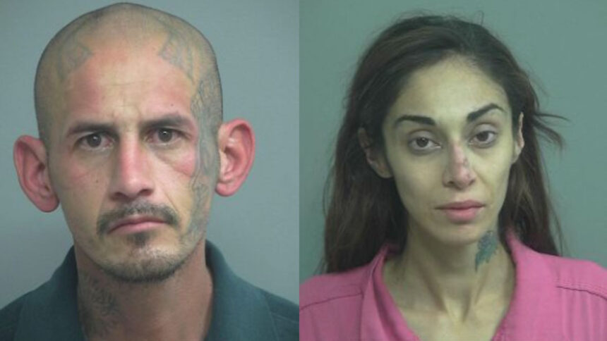 Eugene Trujillo Sweetwater Co. Jail and Gabriella Rodriguez Sweetwater County Jail.