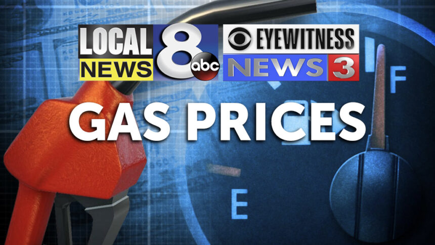 Gas Prices Localnews8 News3now