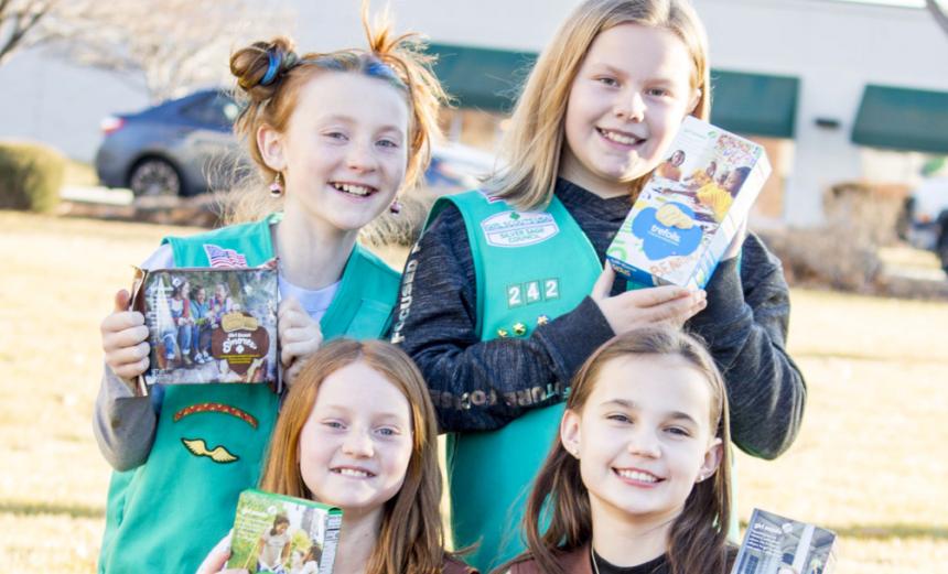Girl Scouts Launch 2021 Digital Cookie Program