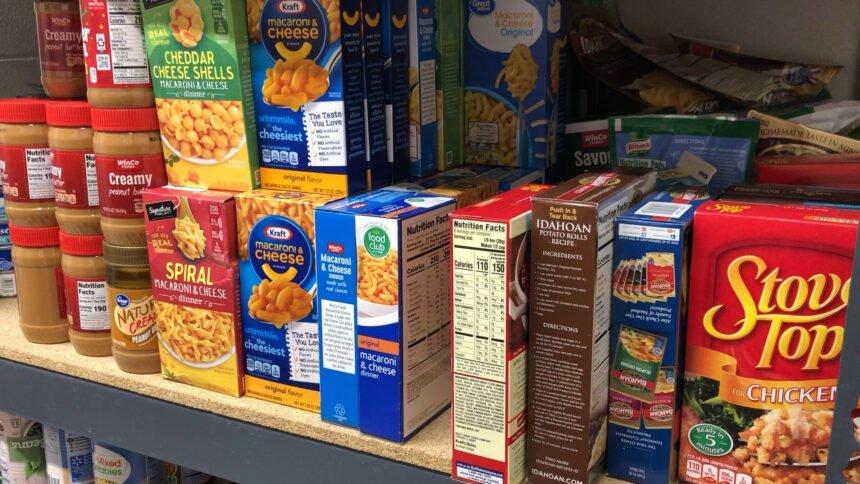 falcon food pantry