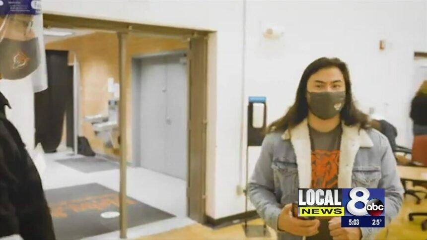COVID-19_screenings_continue_at_ISU_Pocatello_campus