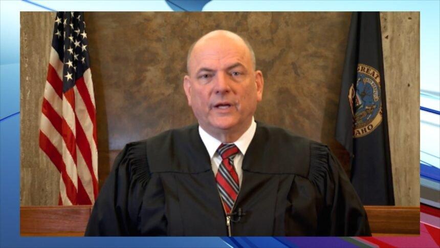 Chief Justice G. Richard Bevan 2021