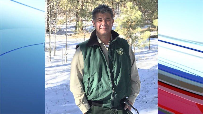 Deputy Forest Supervisor, Kevin Khung