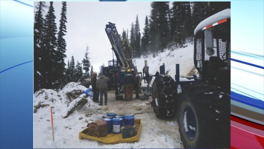 GOLD DRILLING ICL