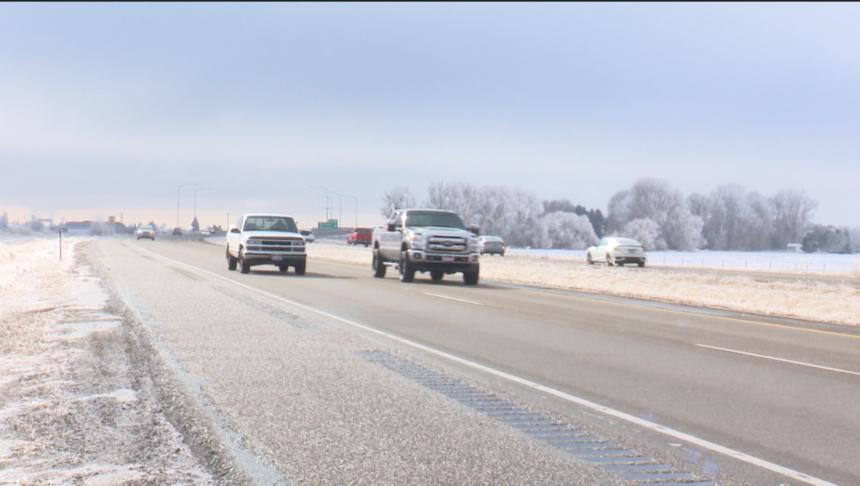 ISP warns freezing fog brings dangerous driving conditions