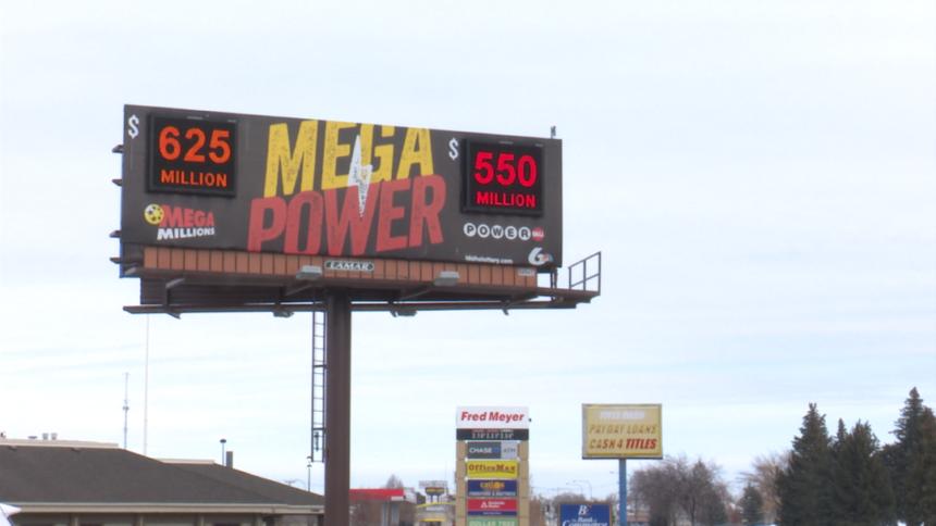Idaho has the lotto fever