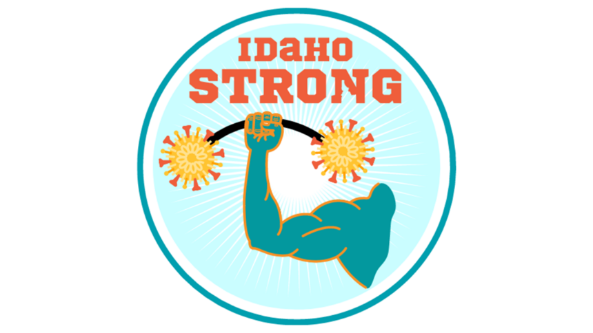 IdahoSTRONG log_Idaho Strong Facebook Page