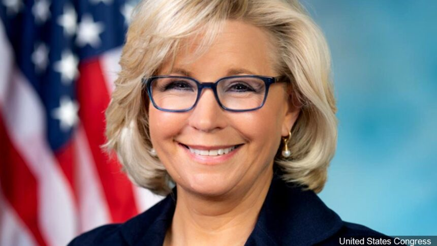 Liz Cheney - U.S. Representative for Wyoming's at-large congressional district logo