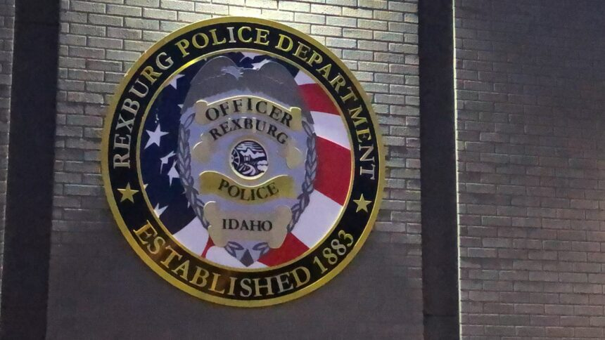 Rexburg Police Department logo_sign_seal