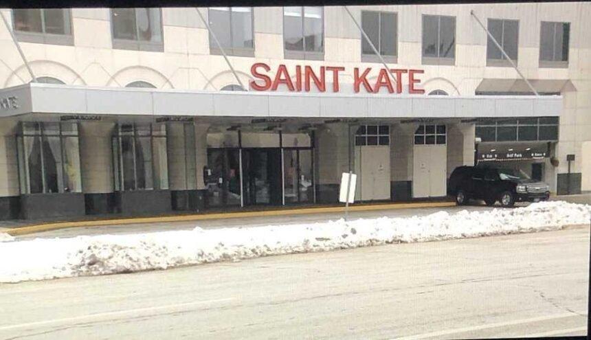 WISN Saint Kate