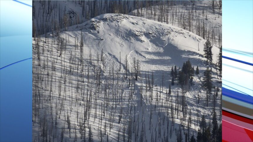 Sawtooth Avalanche 1-13-21