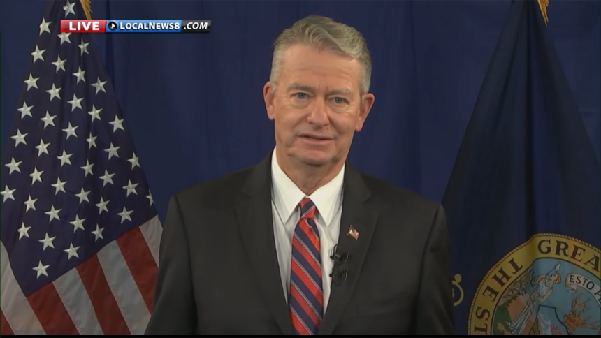 Gov. Little to deliver State of the State and Budget Address Monday