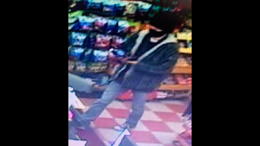 Armed robbery in Ammon13