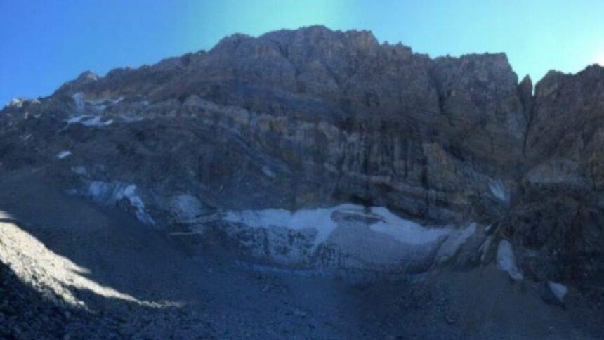 Borah Glacier