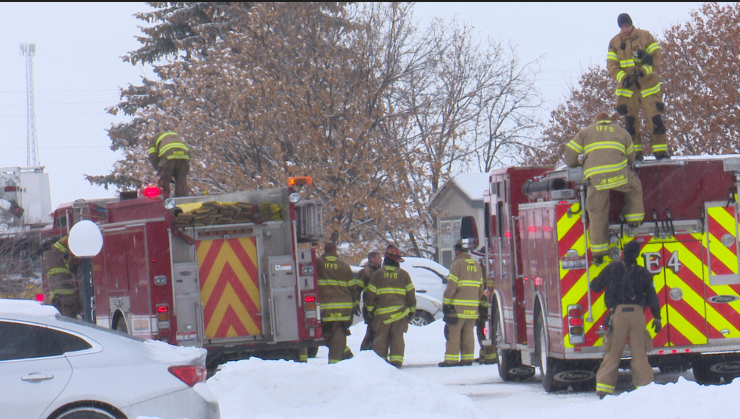 One person is dead after house fire
