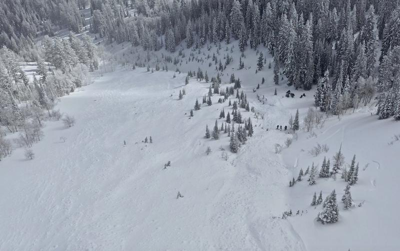 Preliminary Report Released for Sherman Peak Avalanche Fatality2