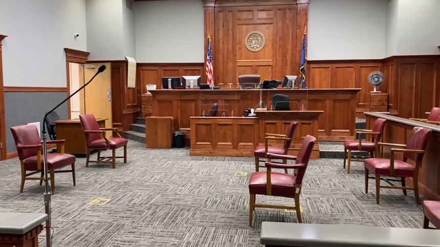 Preparations underway for in-person jury trials1