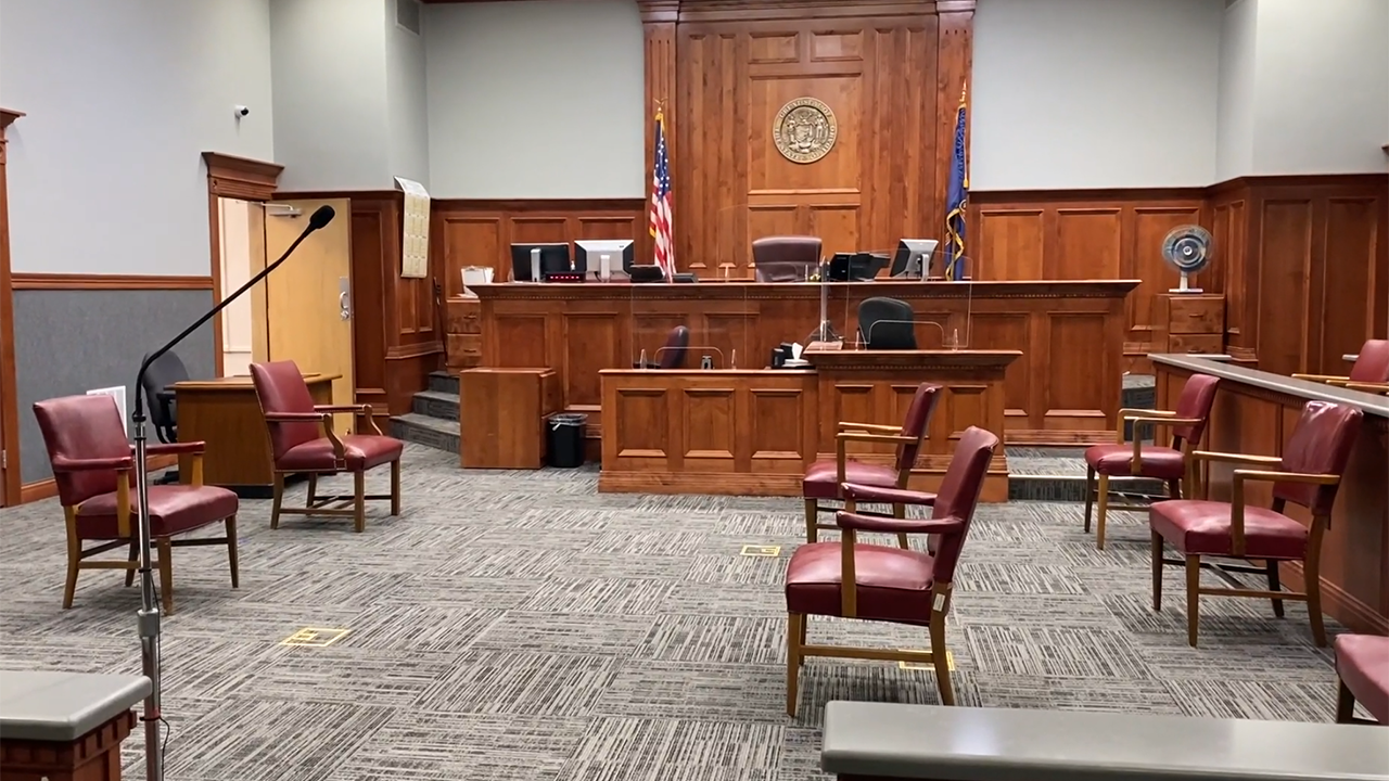 Preparations underway for in-person jury trials – Local News 8