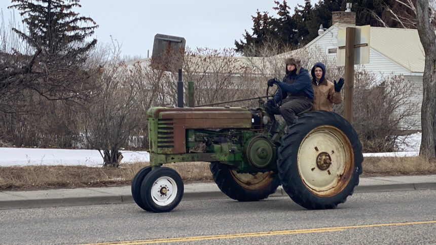 Tractor 2021
