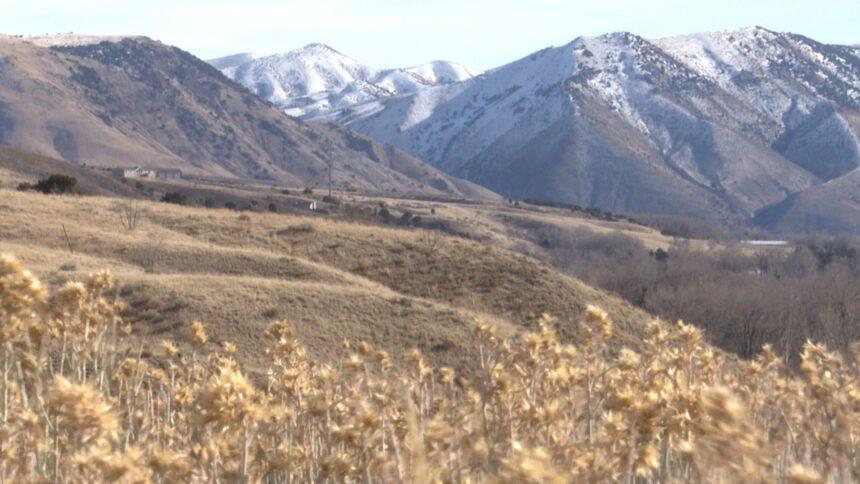 south pocatello mountains february 2021