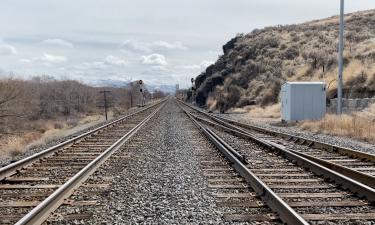 Union Pacific Railroad in Pocatello, ID