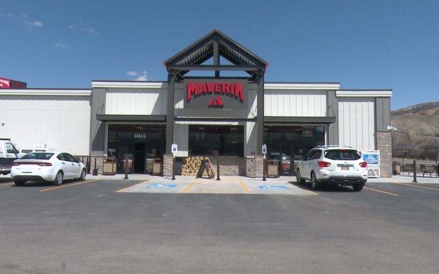 New Maverik location in Pocatello