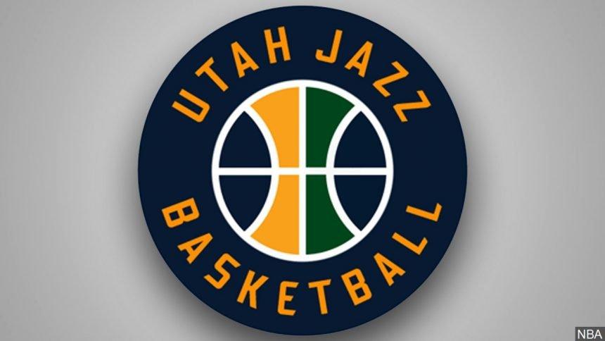Utah Jazz secondary logo (2016-present) - Current Logo as of 7:2020_NBA