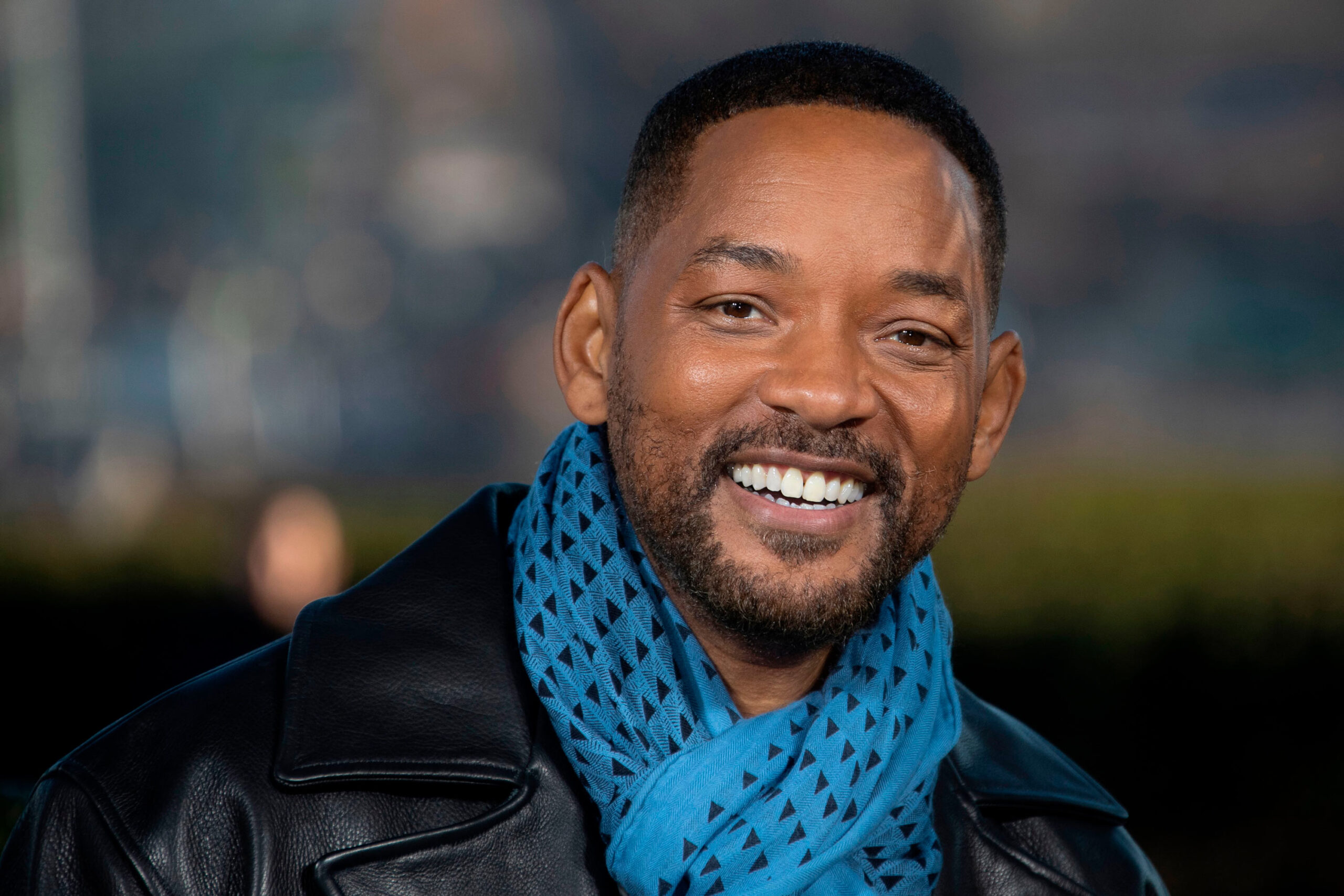 US actors Will Smith poses at the 'Bad Boys For Life' launching photocall in Paris, in front of the Eiffel Tower, on January 06, 2020. (Photo by Thomas SAMSON / AFP) (Photo by THOMAS SAMSON/AFP via Getty Images)