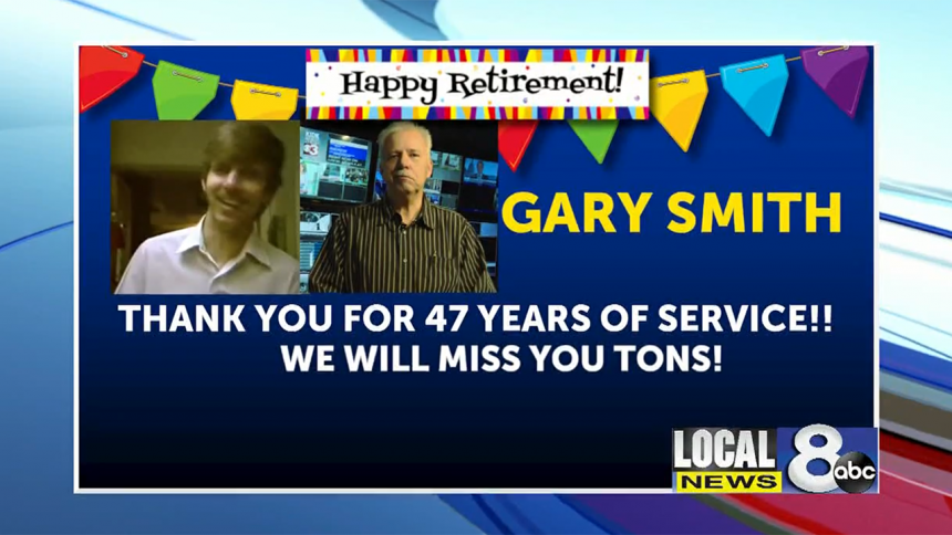 Chief Engineer Gary Smith retires after 47 years