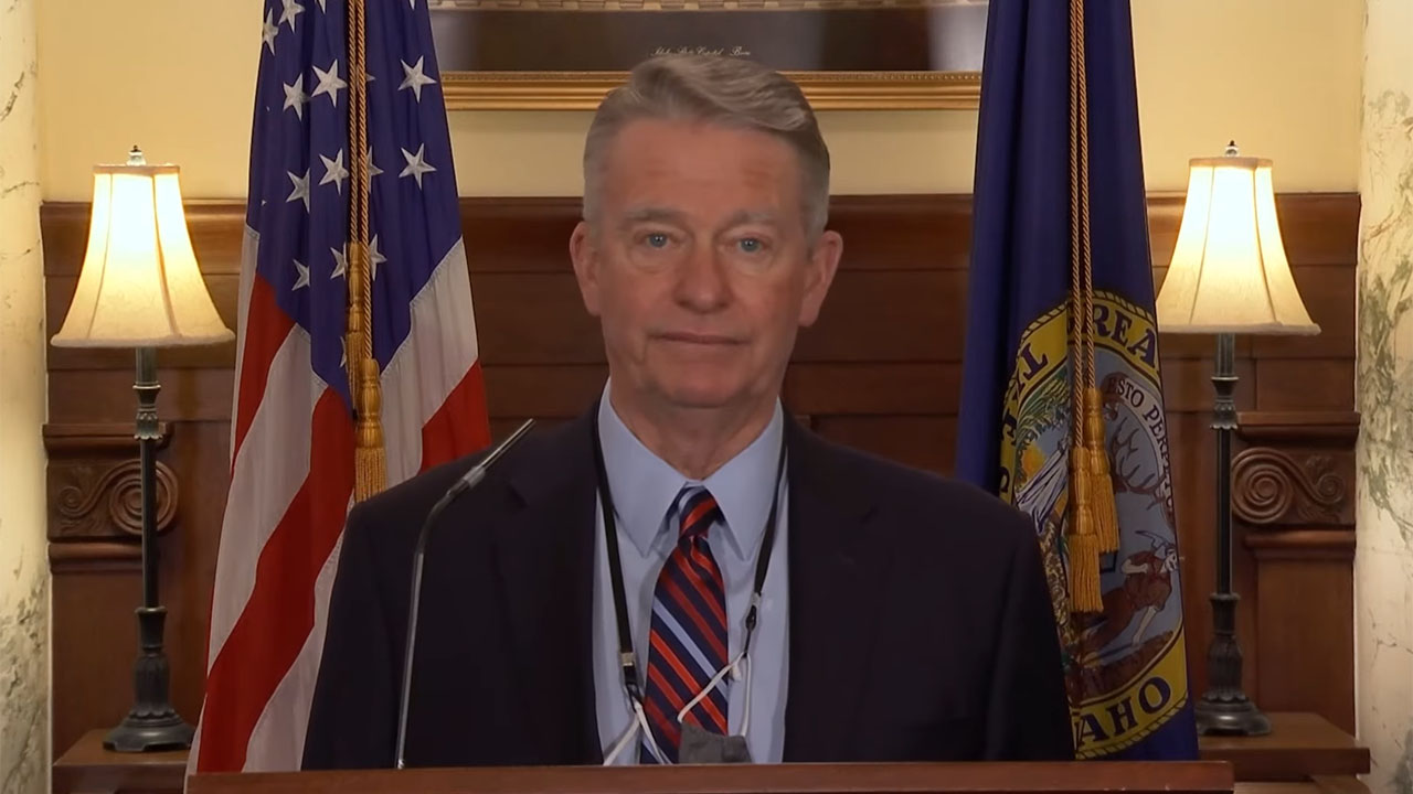Idaho Governor Signs Bill Preventing Schools and Universities from 'Indoctrinating' Students by Teaching Critical Race Theory