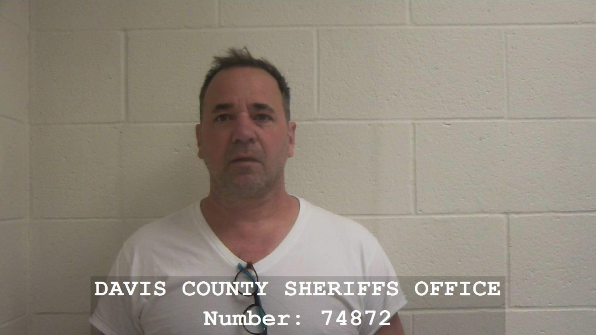 Michael 'Mike' Hardin arrested for Jan. 6th Insurrection