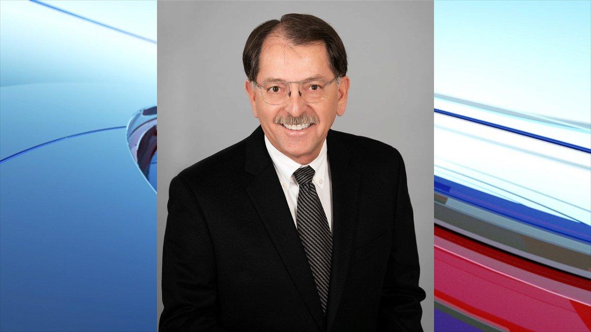 Wyoming Department of Health Director Michael Ceballos