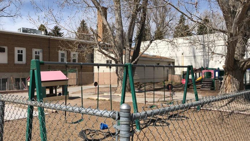 YMCA Idaho Falls playground