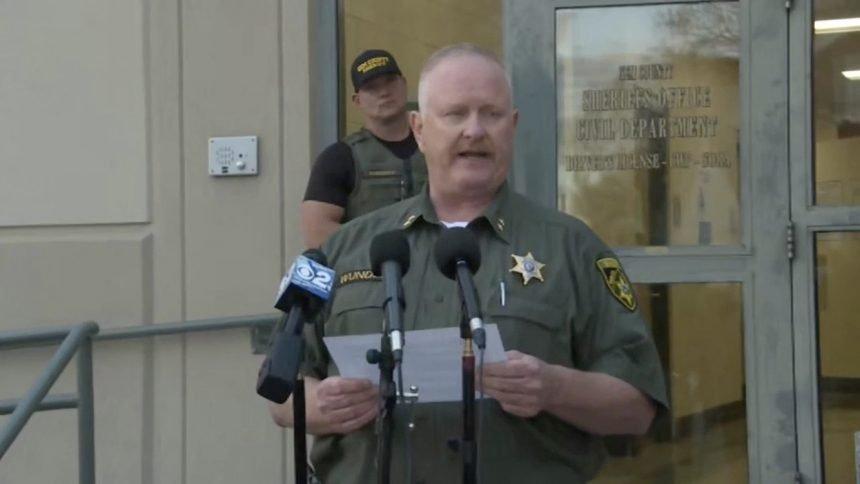 sheriff donnie wunder - gem county