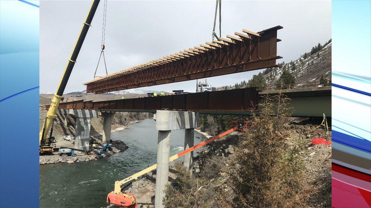 Snake River girders