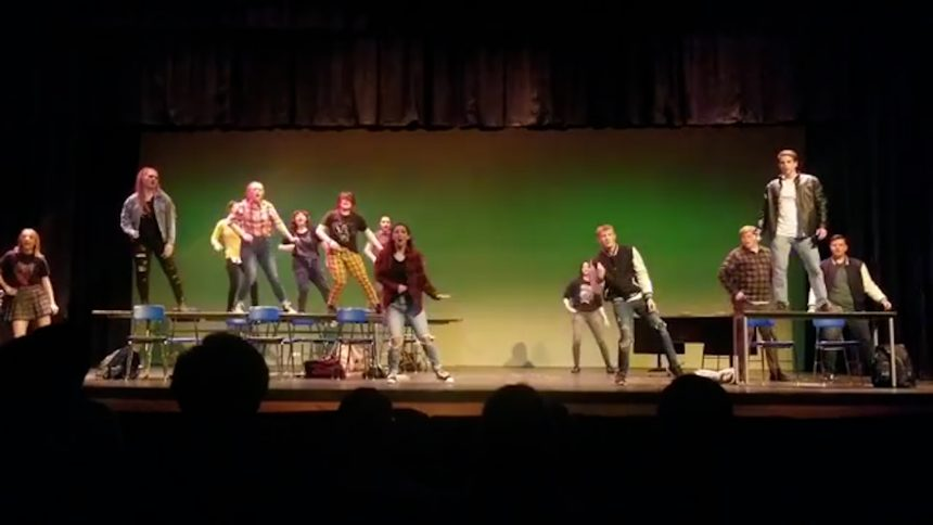 Bonneville High School to perform Freaky Friday2