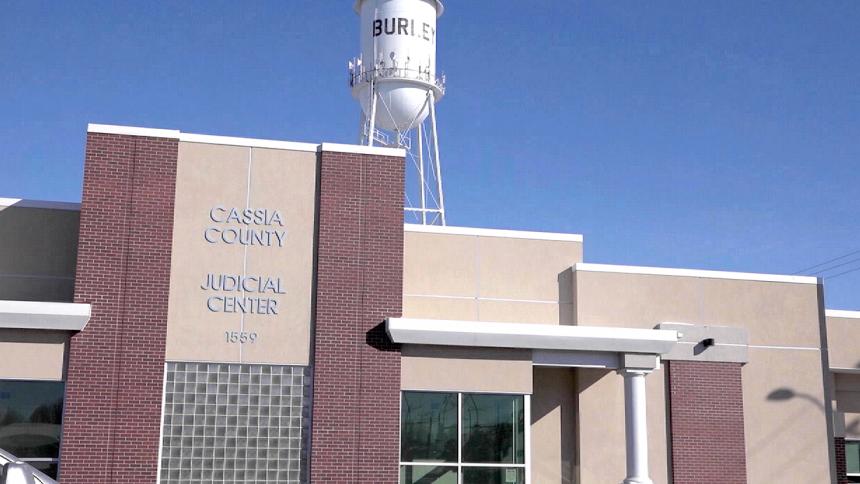Cassia County Judicial Center logo