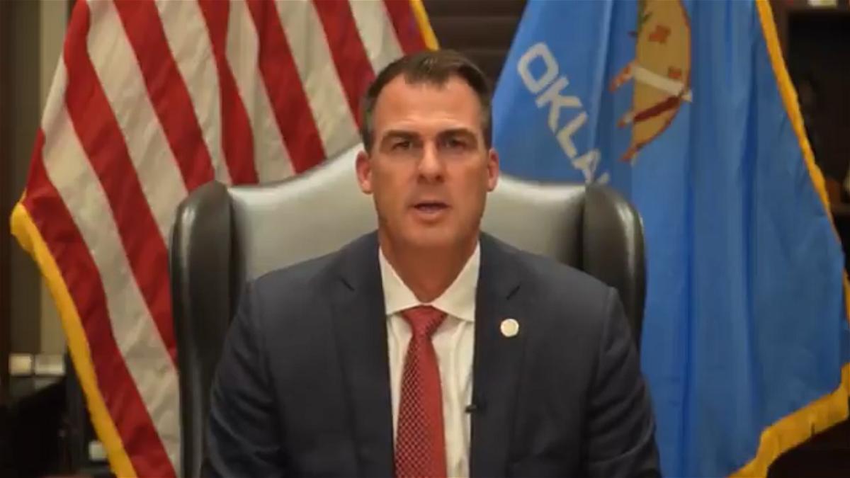 Governor Kevin Stitt