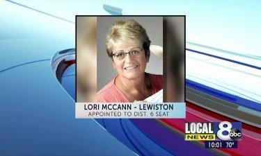 Lori McCann of Lewiston