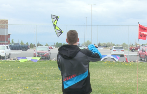 "21st annual ""Just for Fun"" Kite Festival"