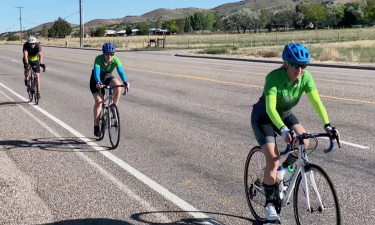 Bicyclists take part in Jay Anderson Memorial Tour of Marsh Creek Valley