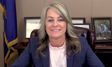 Superintendent Sherri Ybarra
