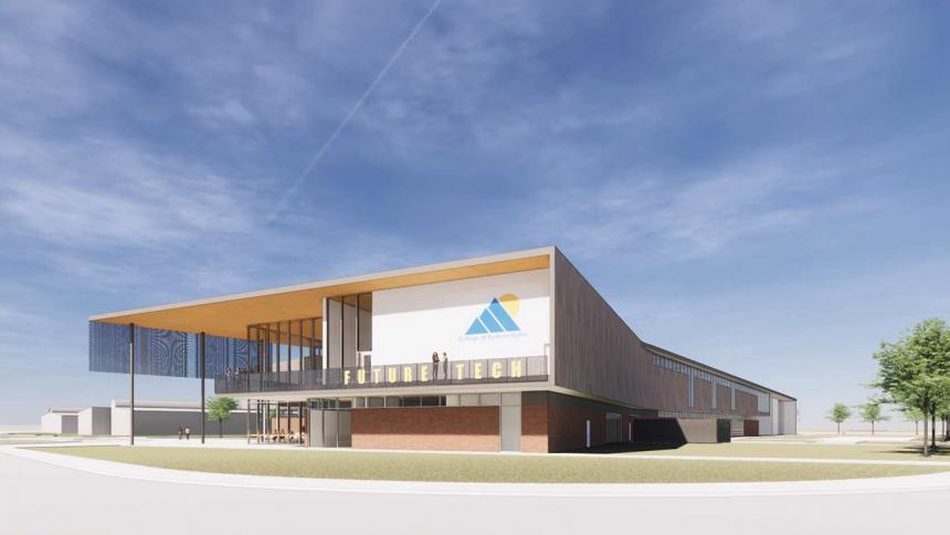 CEI releases design for Future Tech building1