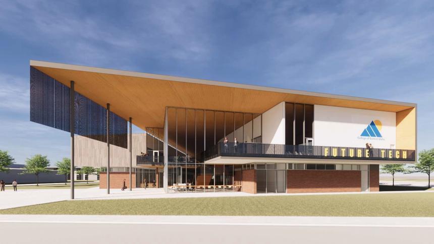 CEI releases design for Future Tech building2
