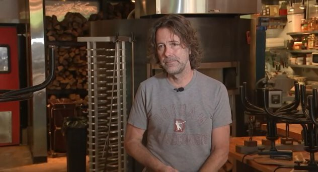 <i>WTVD</i><br/>Gray Brooks is introducing a 20 percent Living Wage Fee at his restaurants. The money will be distributed among his staff.