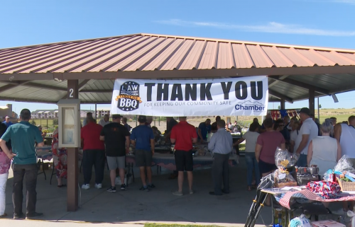 Law Enforcement Appreciation BBQ in Pocatello, ID