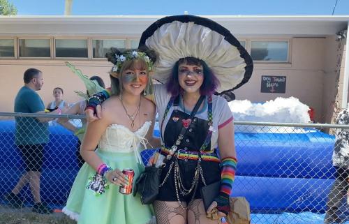 2021 Pride Festival in Pocatello, ID