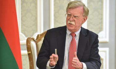 The Justice Department has agreed to drop a lawsuit against former Trump national security adviser John Bolton