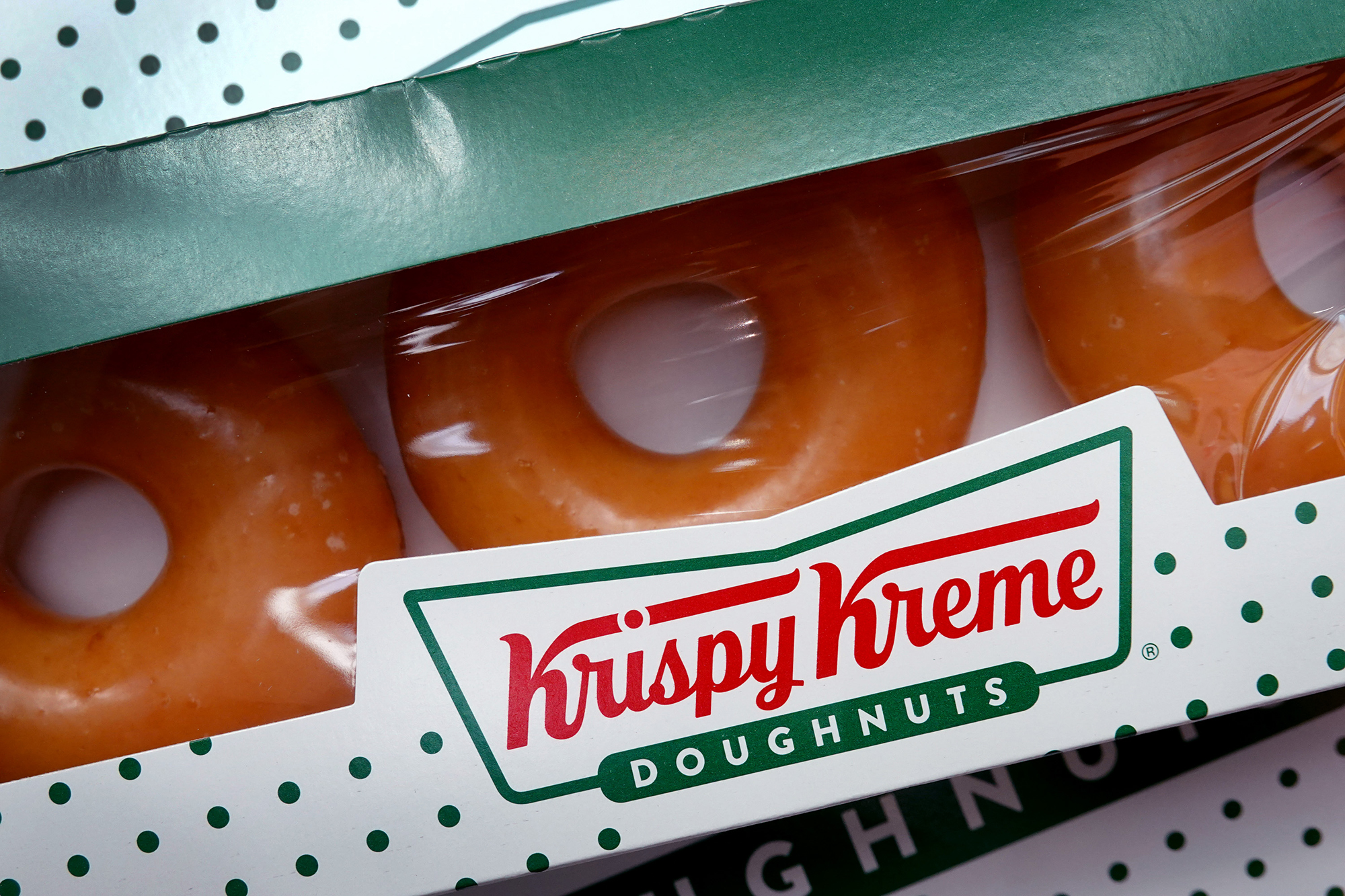 Krispy Kreme has given more than 1.5 million doughnuts away to vaccinated customers.