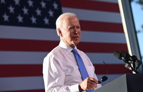 President Joe Biden will tour a mobile vaccination unit and meet with frontline workers and grassroots volunteers while in Raleigh